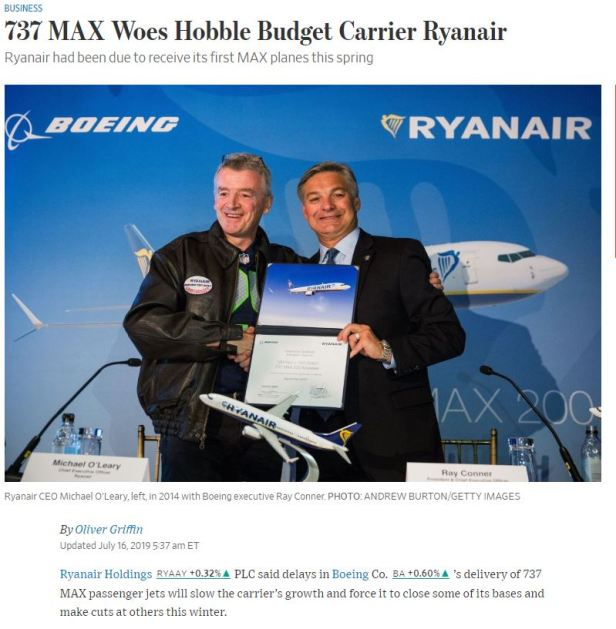 Ryanair online